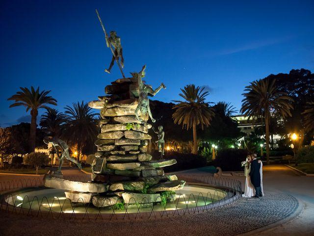 La boda de Pablo y Sabrina en Las Palmas De Gran Canaria, Las Palmas 32