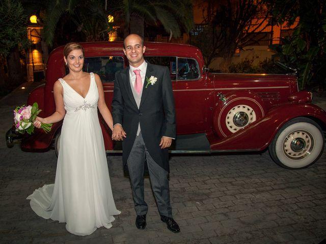 La boda de Pablo y Sabrina en Las Palmas De Gran Canaria, Las Palmas 36
