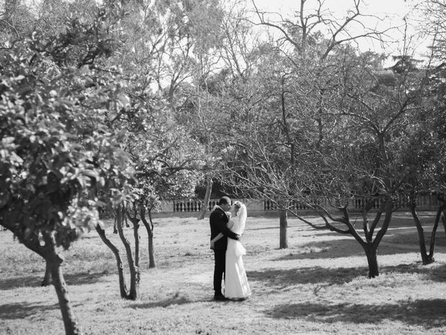 La boda de Agapito y Maria Jesús en Santa Coloma De Gramenet, Barcelona 23