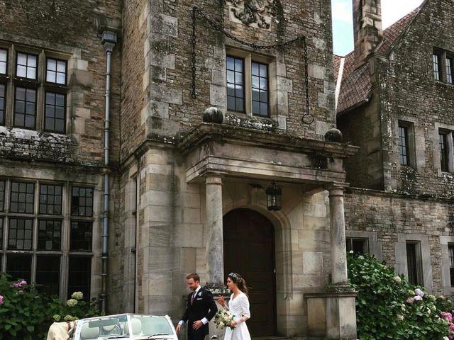 La boda de Raúl y Marta en Las Fraguas, Cantabria 1