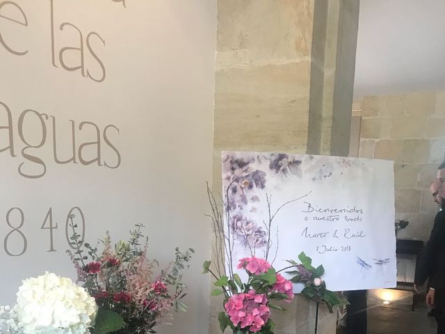 La boda de Raúl y Marta en Las Fraguas, Cantabria 5
