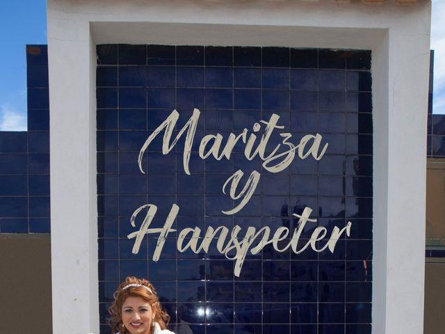 La boda de Hanspeter y Maritza en Torrevieja, Alicante 6