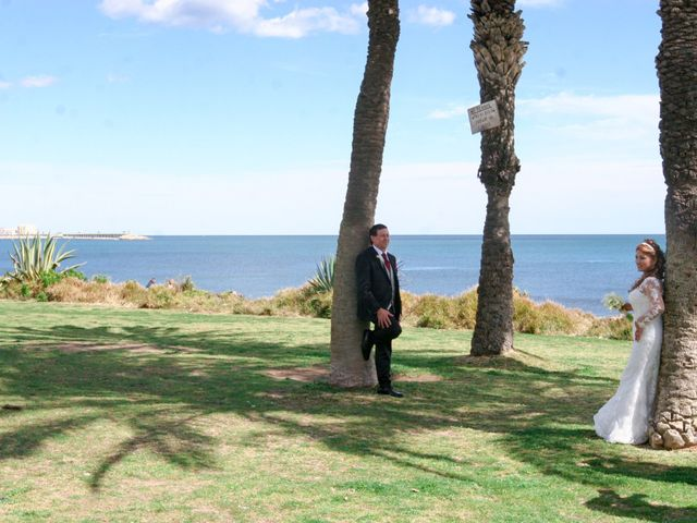 La boda de Hanspeter y Maritza en Torrevieja, Alicante 1