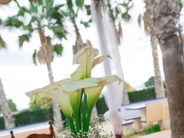 La boda de Hanspeter y Maritza en Torrevieja, Alicante 23