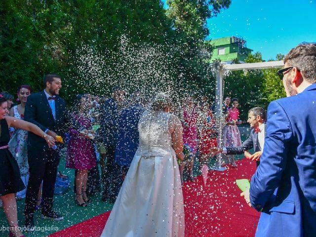 La boda de Emilio  y Celia  en O Porriño, Pontevedra 12