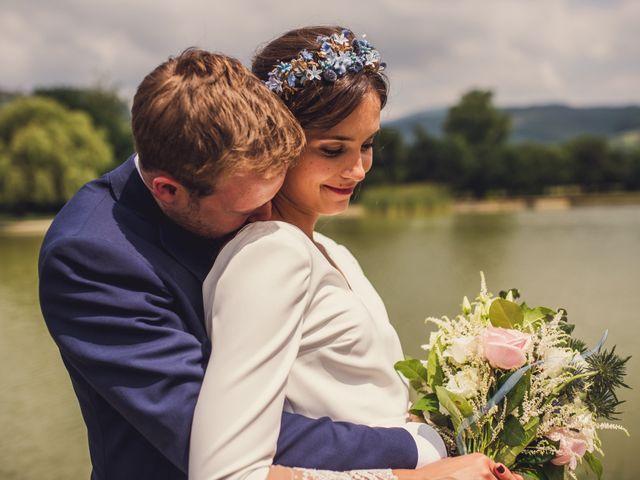 La boda de Raúl y Marta en Las Fraguas, Cantabria 10