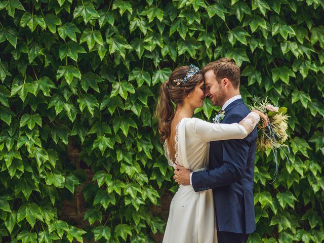 La boda de Raúl y Marta en Las Fraguas, Cantabria 12