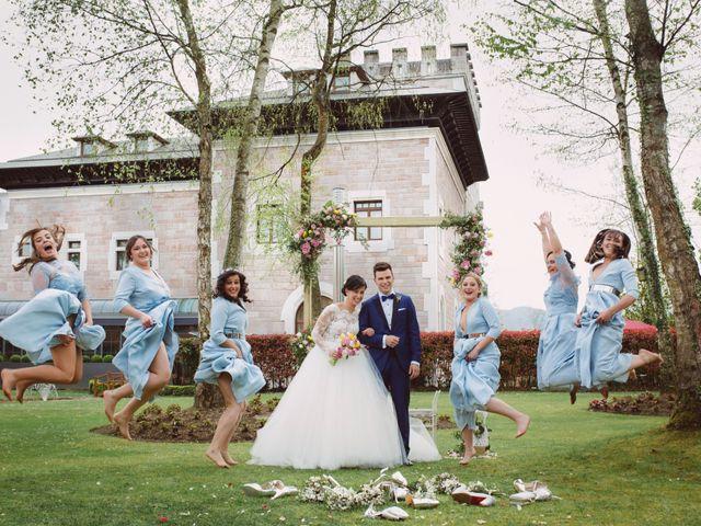 La boda de Iván y Alba en Oviedo, Asturias 20