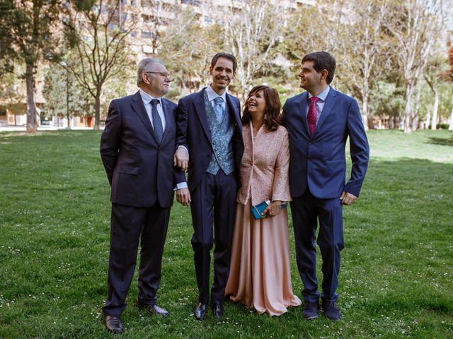 La boda de Jose y Belén en Zaragoza, Zaragoza 11