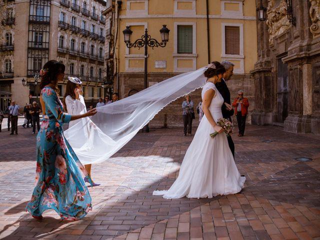 La boda de Jose y Belén en Zaragoza, Zaragoza 21