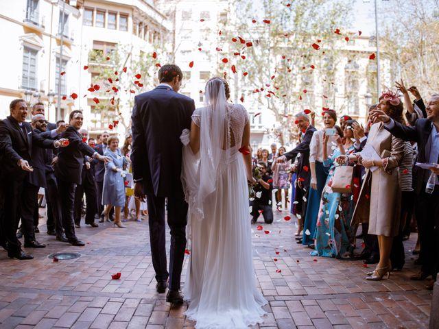 La boda de Jose y Belén en Zaragoza, Zaragoza 29