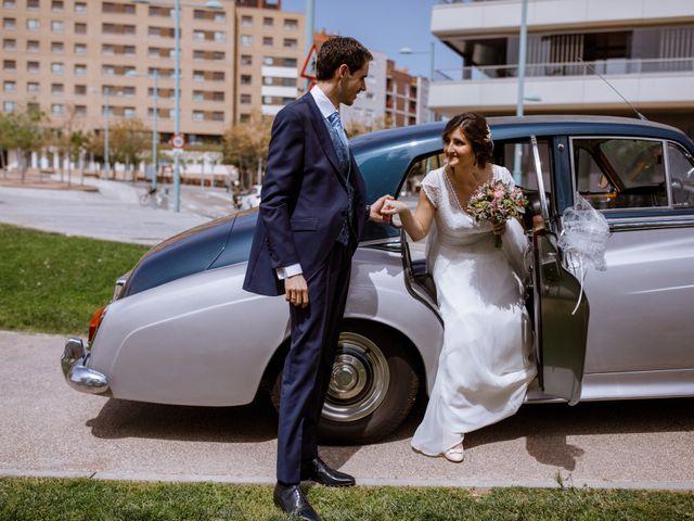 La boda de Jose y Belén en Zaragoza, Zaragoza 32