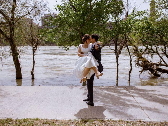 La boda de Jose y Belén en Zaragoza, Zaragoza 34