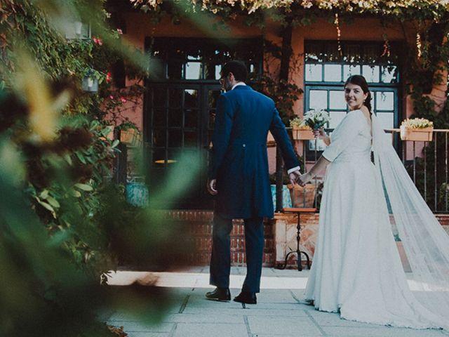 La boda de Guillermo  y Georgina  en Toledo, Toledo 1