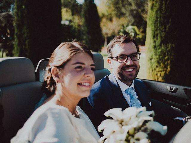 La boda de Guillermo  y Georgina  en Toledo, Toledo 9