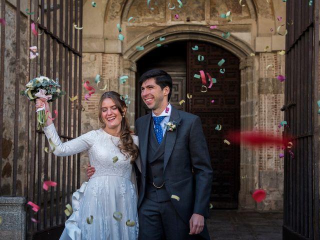 La boda de Ester y Alberto en Talavera De La Reina, Toledo 40