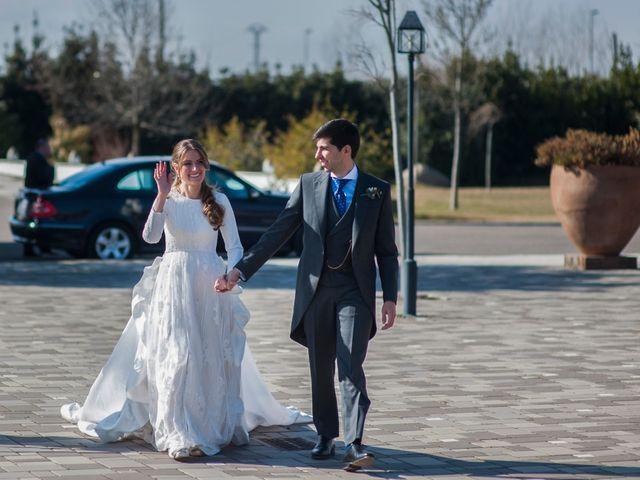 La boda de Ester y Alberto en Talavera De La Reina, Toledo 44