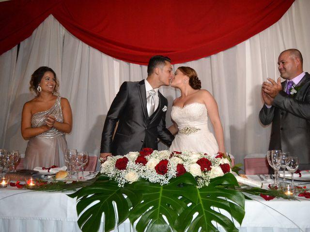 La boda de Saray y Marcos en Adeje, Santa Cruz de Tenerife 2
