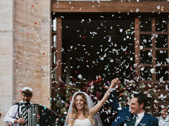La boda de Jorge y Gabriela en Gijón, Asturias 12