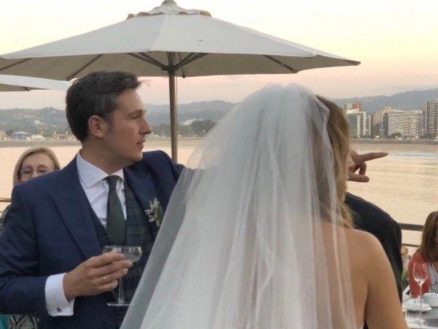 La boda de Jorge y Gabriela en Gijón, Asturias 19