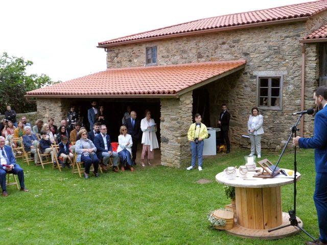 La boda de Alberto y Ana en Sedes, A Coruña 11