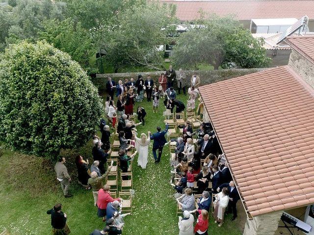 La boda de Alberto y Ana en Sedes, A Coruña 12