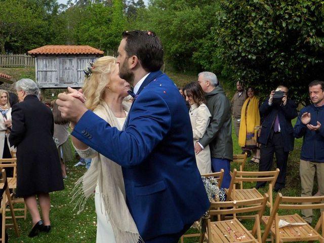 La boda de Alberto y Ana en Sedes, A Coruña 2