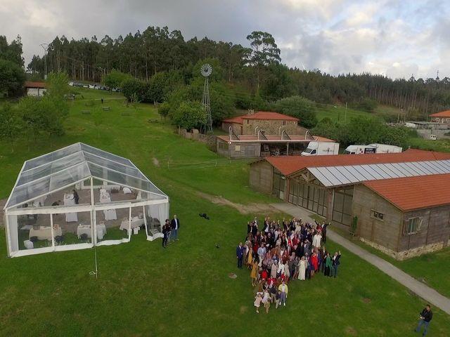 La boda de Alberto y Ana en Sedes, A Coruña 16