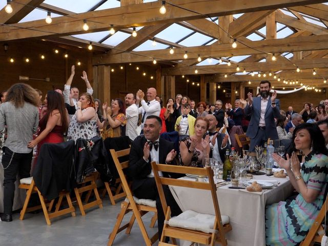 La boda de Alberto y Ana en Sedes, A Coruña 18