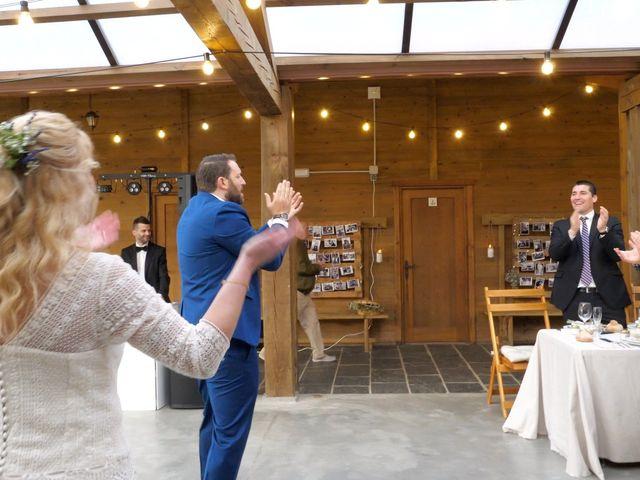 La boda de Alberto y Ana en Sedes, A Coruña 19