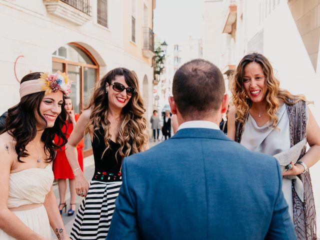 La boda de Ivan y Vero en Cambrils, Tarragona 13