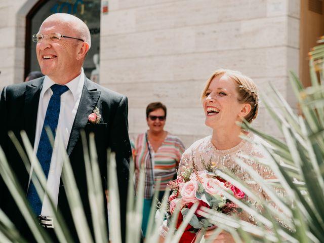 La boda de Ivan y Vero en Cambrils, Tarragona 1