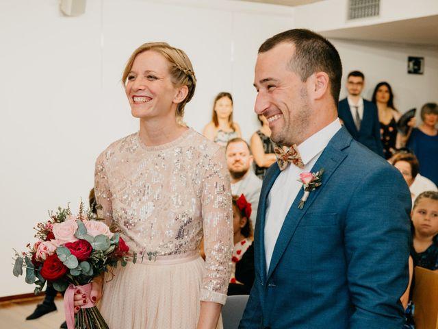 La boda de Ivan y Vero en Cambrils, Tarragona 15