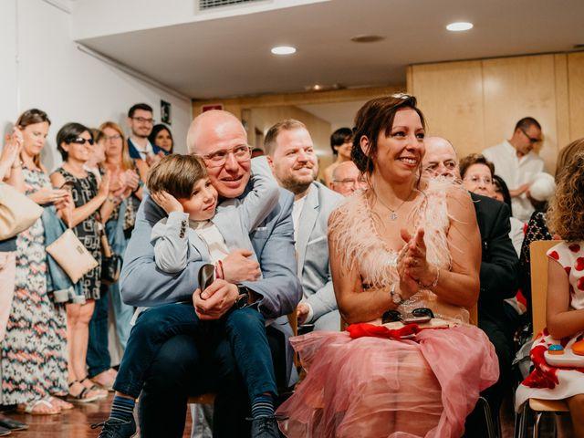 La boda de Ivan y Vero en Cambrils, Tarragona 17