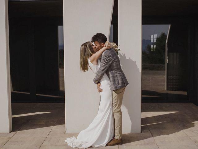 La boda de Toni y Heura en Gandesa, Tarragona 3