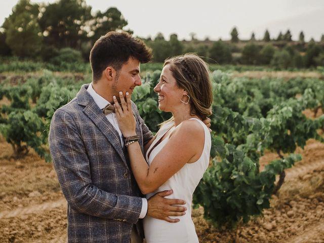 La boda de Toni y Heura en Gandesa, Tarragona 4