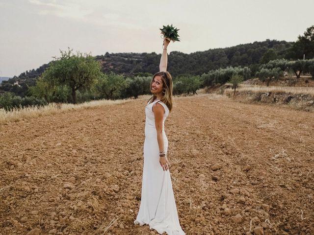 La boda de Toni y Heura en Gandesa, Tarragona 5