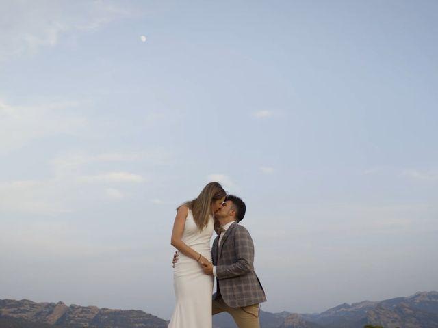La boda de Toni y Heura en Gandesa, Tarragona 8