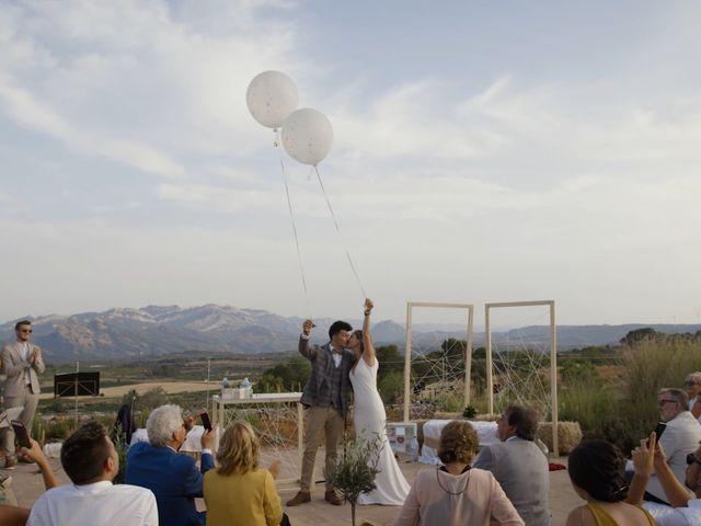 La boda de Toni y Heura en Gandesa, Tarragona 10