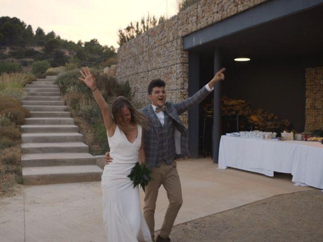 La boda de Toni y Heura en Gandesa, Tarragona 14