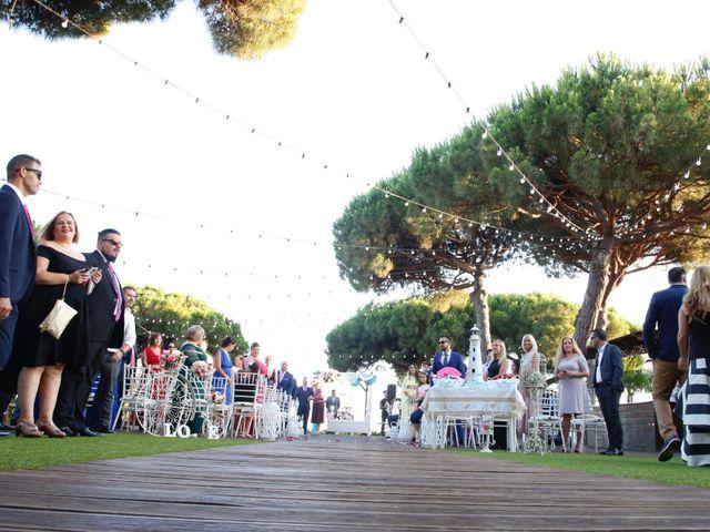 La boda de Andros y Jessica en Cartaya, Huelva 5