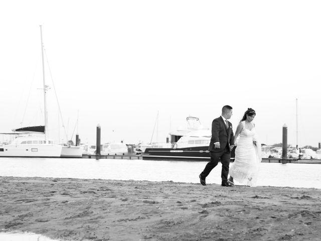 La boda de Andros y Jessica en Cartaya, Huelva 8