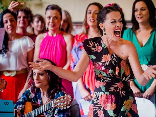 La boda de Eva y Mariade en Granada, Granada 6