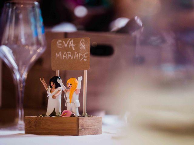 La boda de Eva y Mariade en Granada, Granada 7