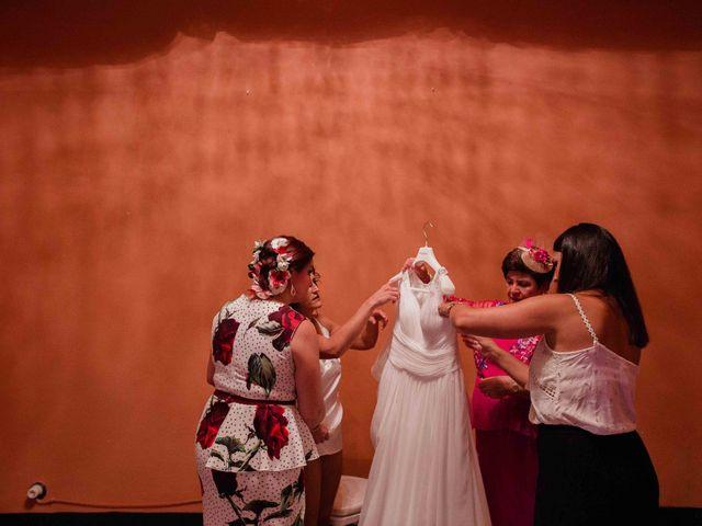 La boda de Eva y Mariade en Granada, Granada 14