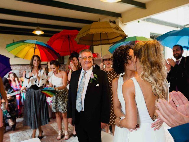 La boda de Eva y Mariade en Granada, Granada 26