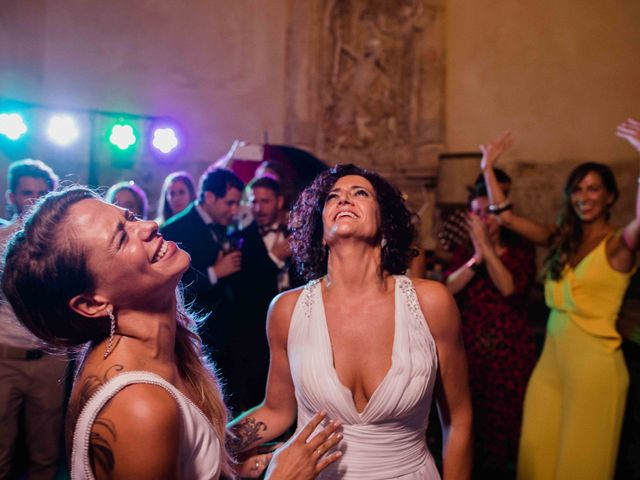 La boda de Eva y Mariade en Granada, Granada 30