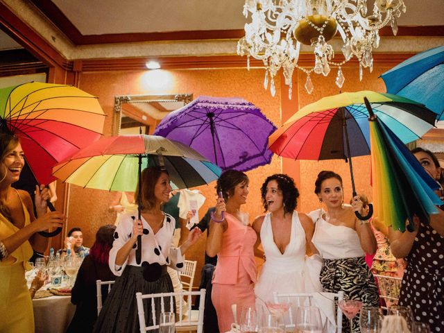 La boda de Eva y Mariade en Granada, Granada 33