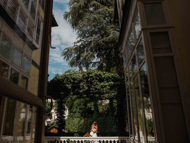 La boda de Eva y Mariade en Granada, Granada 38