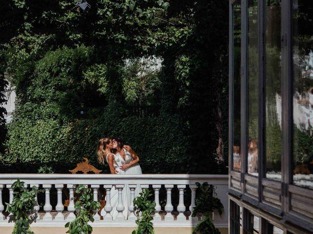 La boda de Eva y Mariade en Granada, Granada 39